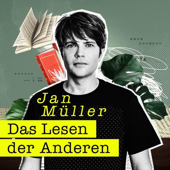 #2: Jan Müller (Tocotronic) und das Buttermesser von Thomas Mann