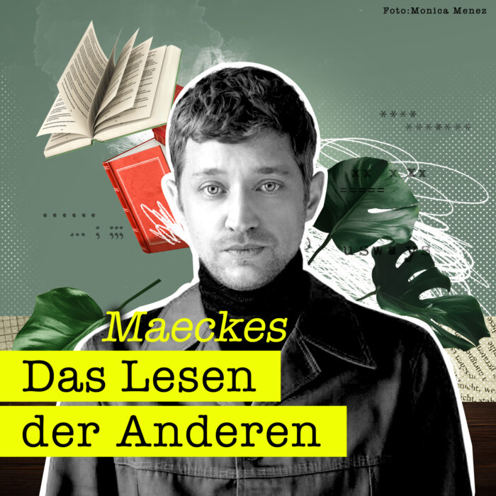 #15 Maeckes und der Tanz von Thomas Bernhard