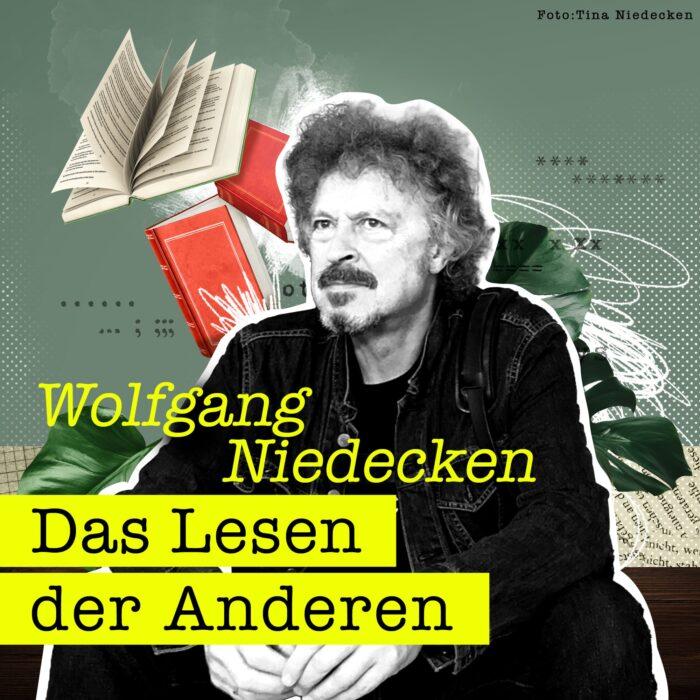 #14 Wolfgang Niedecken und das Endlospapier von Jack Kerouac